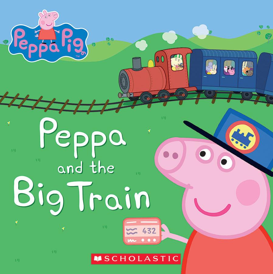 Scholastic - Peppa and the Big Train