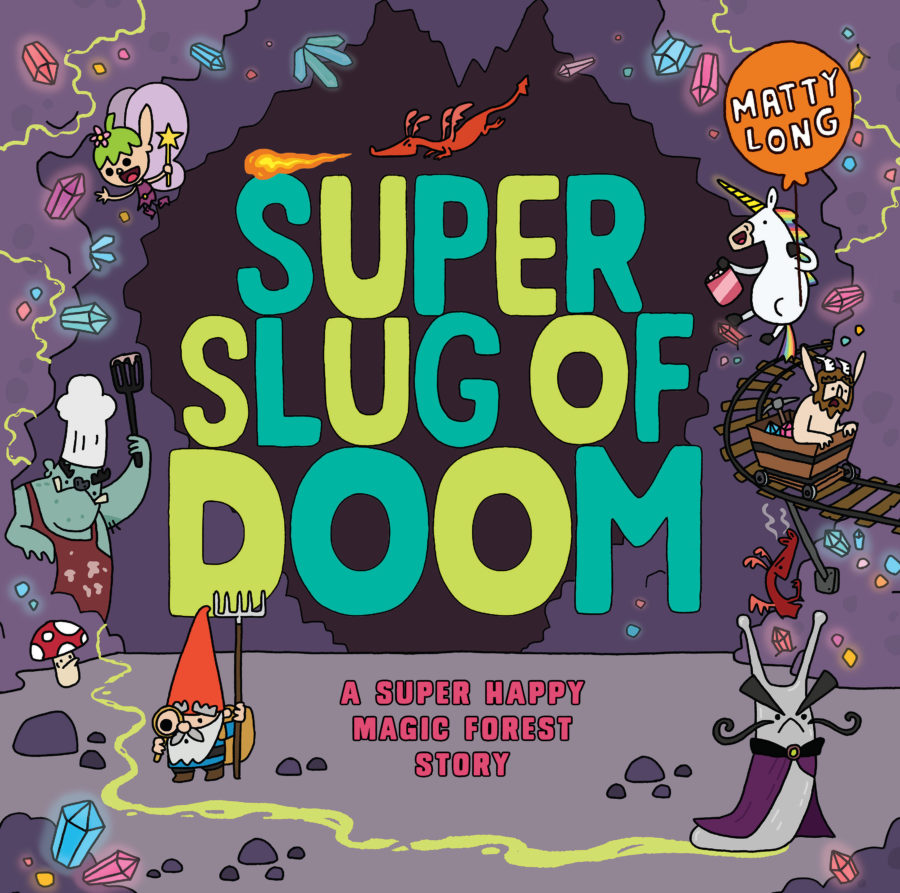 Matty Long - Super Slug of Doom