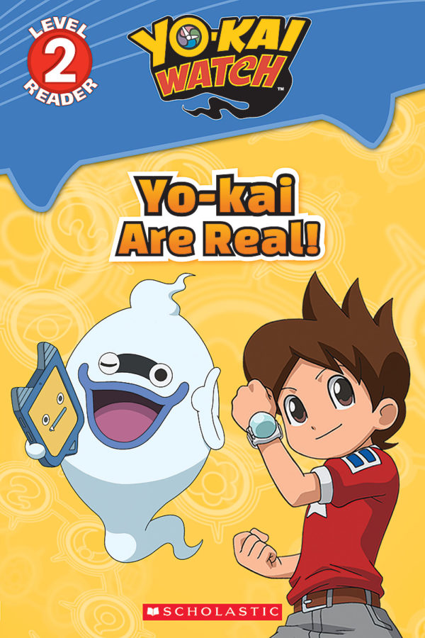 Meredith Rusu - Yo-kai Are Real!