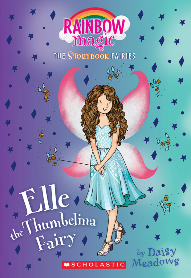 Daisy Meadows - Elle the Thumbelina Fairy