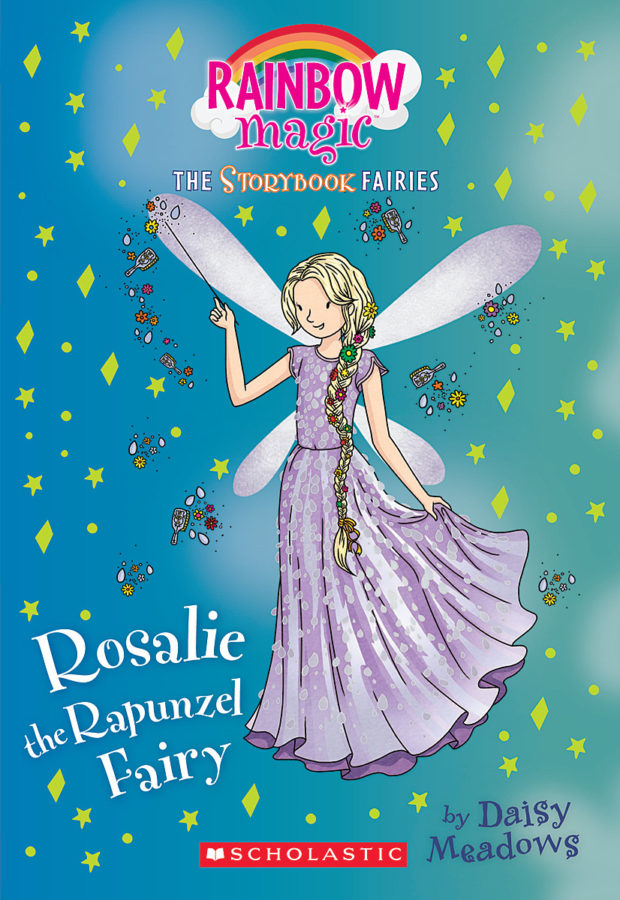 Daisy Meadows - Rosalie the Rapunzel Fairy