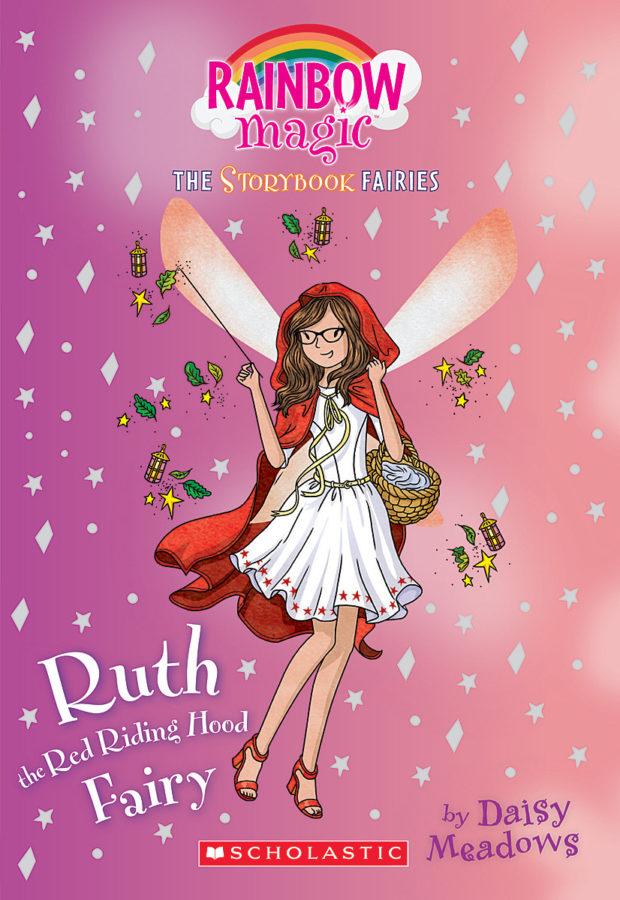 Daisy Meadows - Ruth the Red Riding Hood Fairy