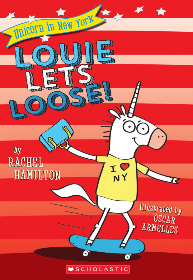 Rachel Hamilton - Louie Lets Loose!