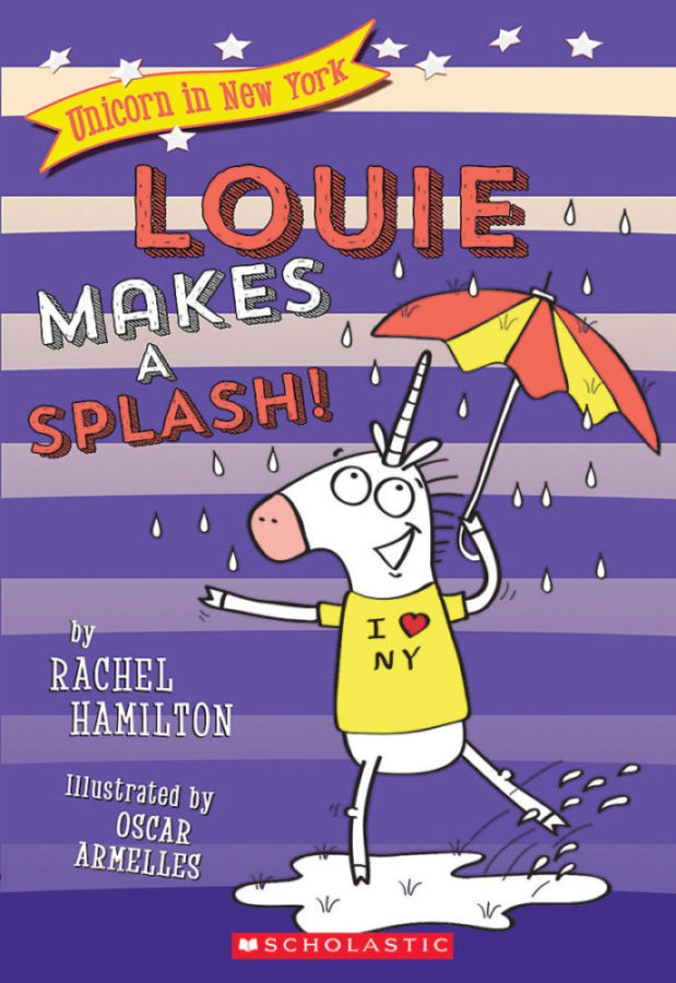 Rachel Hamilton - Louie Makes a Splash!