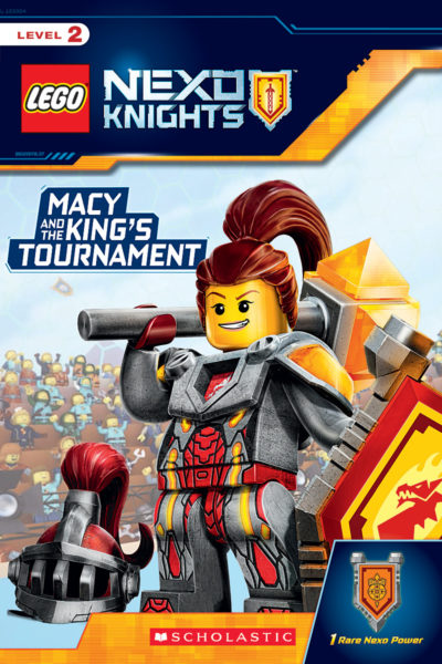 Scholastic - Macy and the King's Tournament