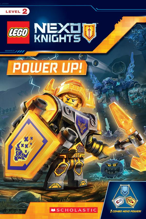 Scholastic - Power Up!