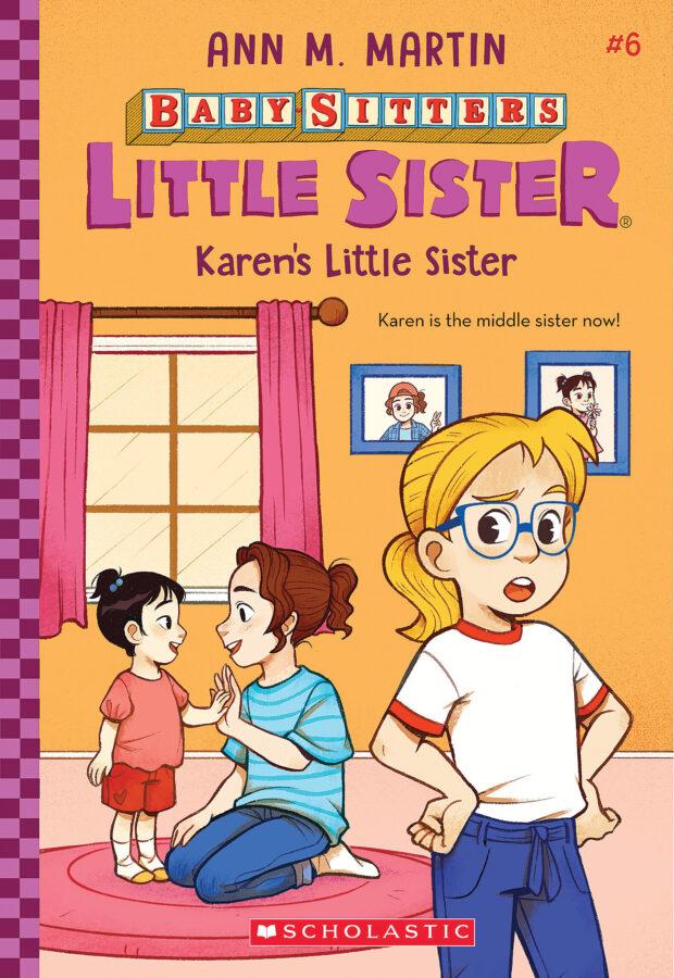 Ann M. Martin - Karen's Little Sister