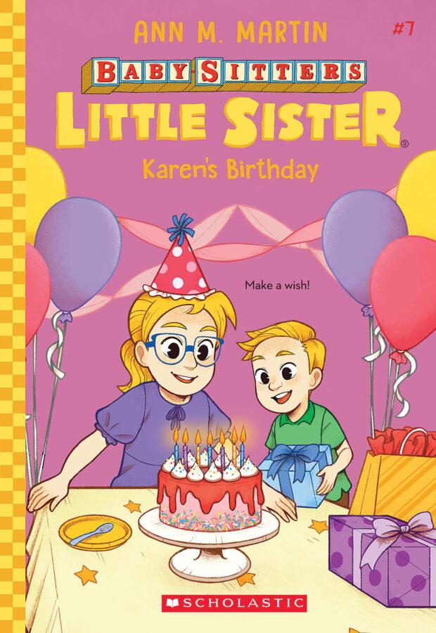Ann M. Martin - BSLS #07: Karen's Birthday