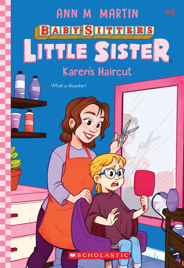 Ann M. Martin - Karen's Haircut