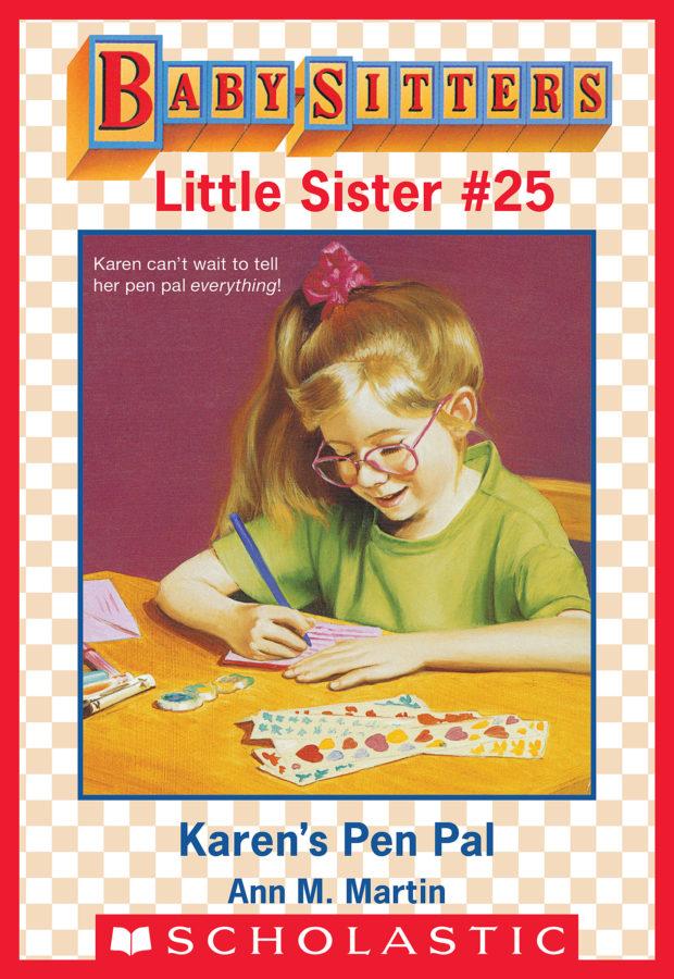 Ann M. Martin - BSLS #25: Karen's Pen Pal