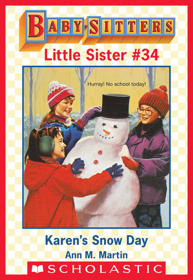 Ann M. Martin - Karen's Snow Day
