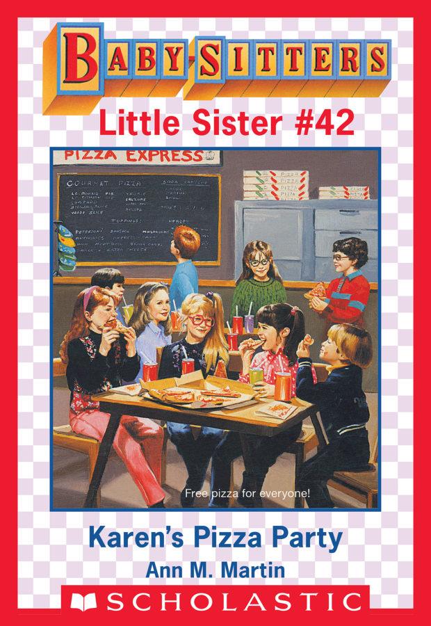 Ann M. Martin - BSLS #42: Karen's Pizza Party