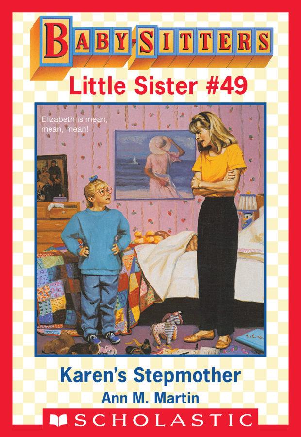Ann M. Martin - BSLS #49: Karen's Stepmother