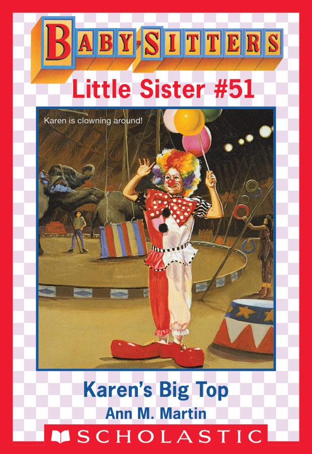 Ann M. Martin - BSLS #51: Karen's Big Top