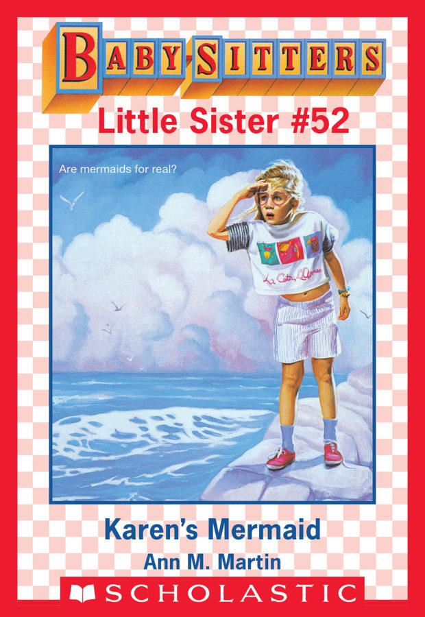 Ann M. Martin - BSLS #52: Karen's Mermaid
