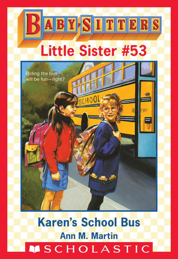 Ann M. Martin - Karen's School Bus