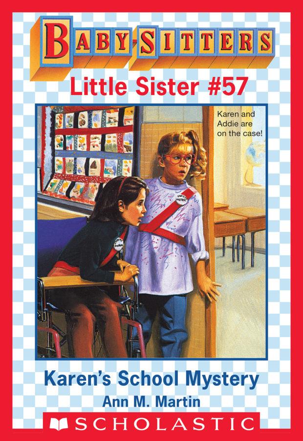 Ann M. Martin - Karen's School Mystery