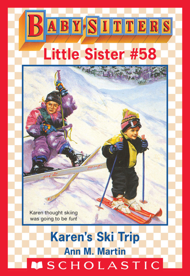 Ann M. Martin - Karen's Ski Trip