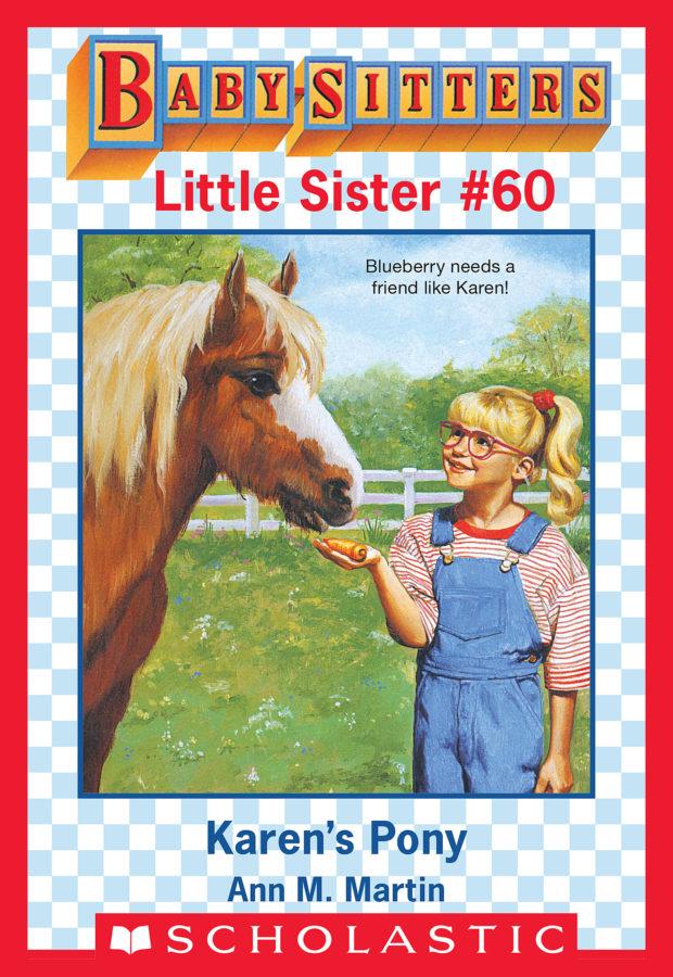Ann M. Martin - Karen's Pony