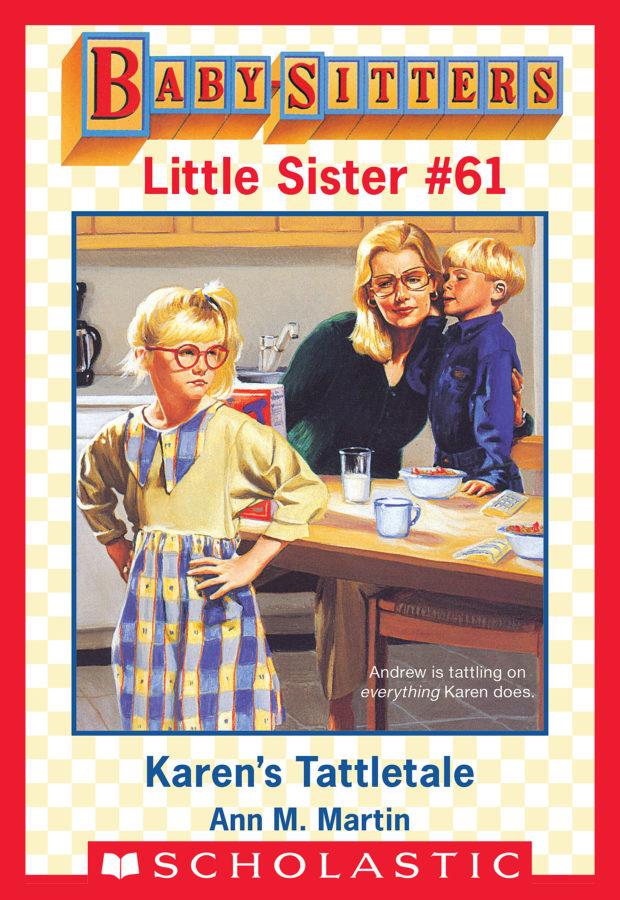 Ann M. Martin - BSLS #61: Karen's Tattletale