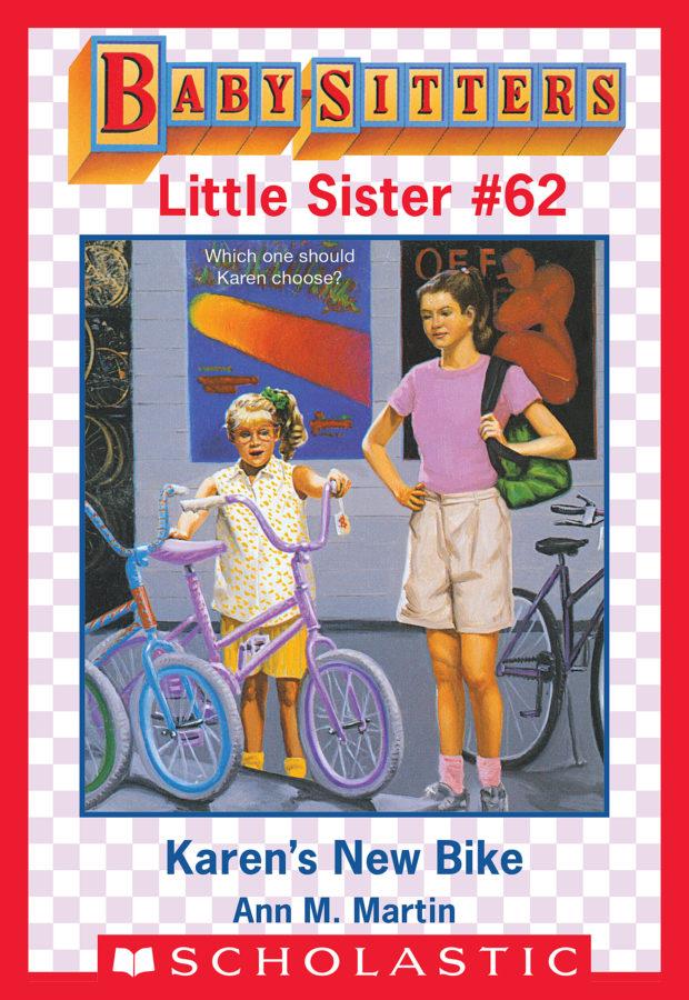 Ann M. Martin - Karen's New Bike