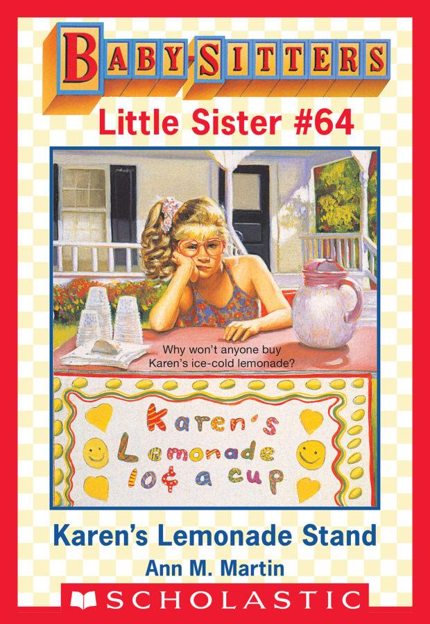 Ann M. Martin - Karen's Lemonade Stand