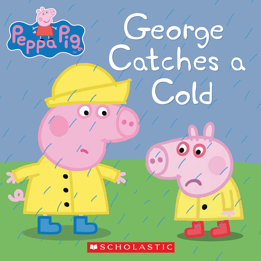 Scholastic - George Catches a Cold