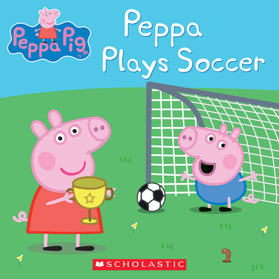 Scholastic - Peppa Plays Soccer