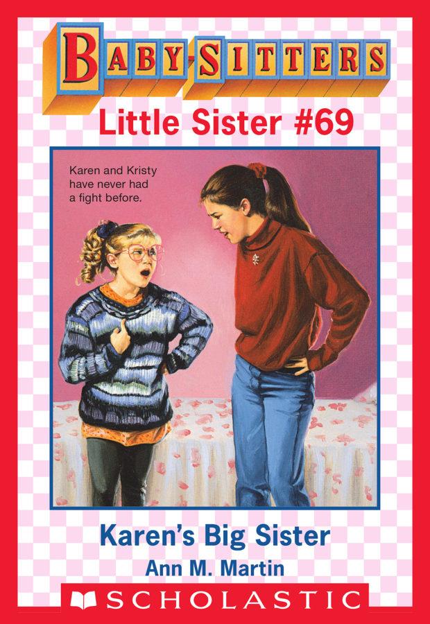 Ann M. Martin - BSLS #69: Karen's Big Sister