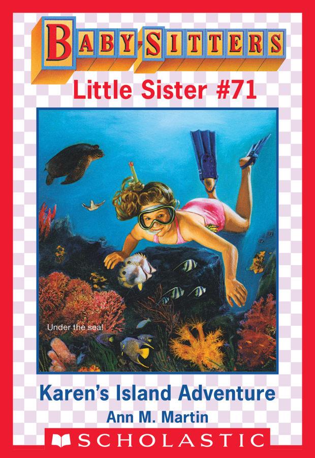Ann M. Martin - BSLS #71: Karen's Island Adventure
