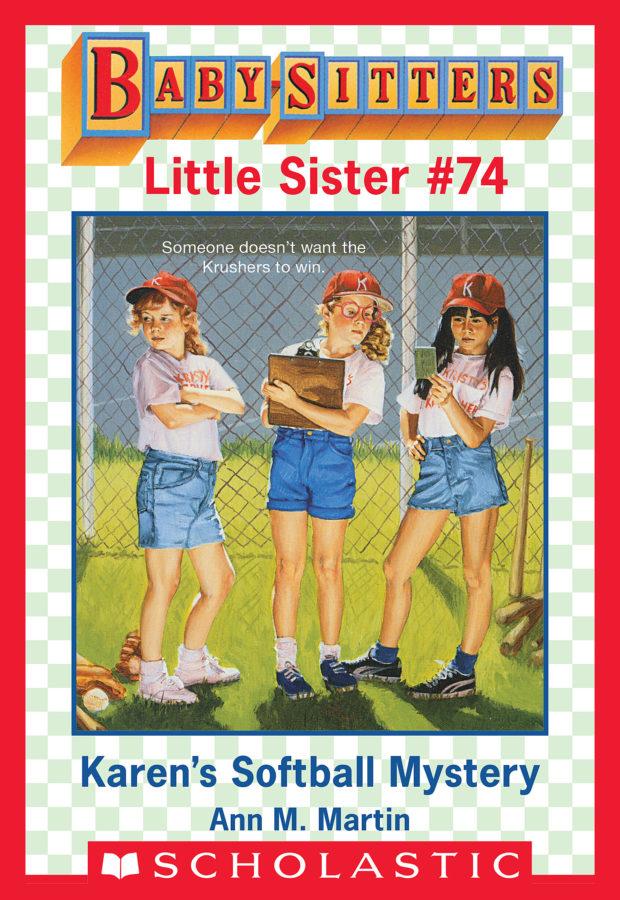 Ann M. Martin - Karen's Softball Mystery