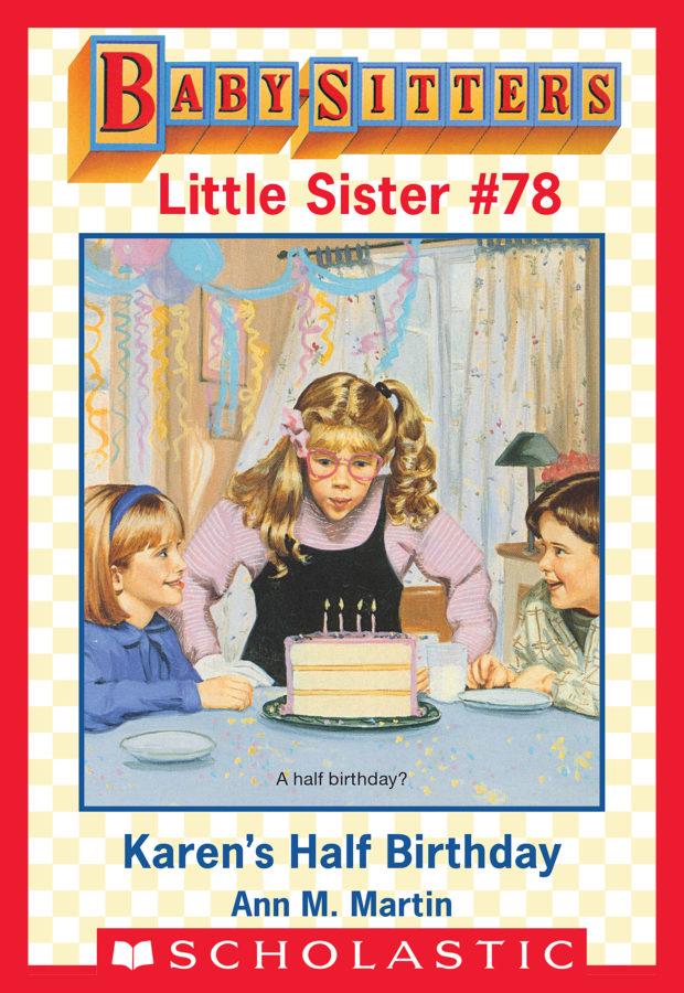 Ann M. Martin - Karen's Half Birthday