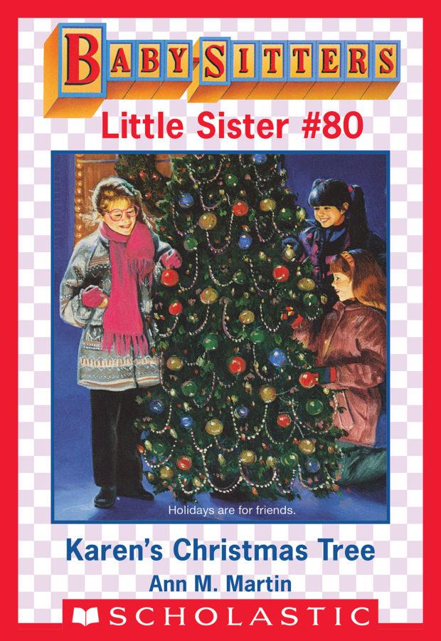 Ann M. Martin - Karen's Christmas Tree