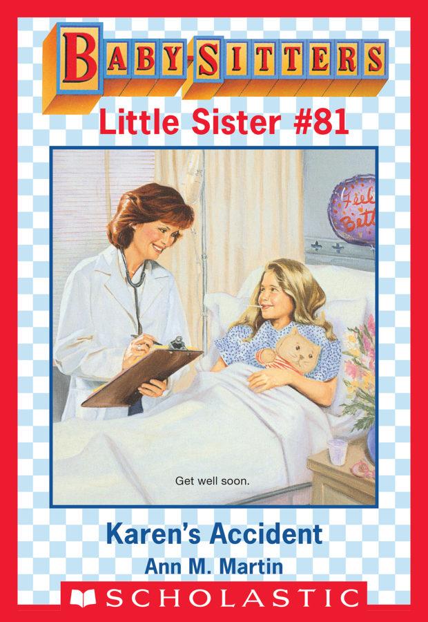Ann M. Martin - BSLS #81: Karen's Accident