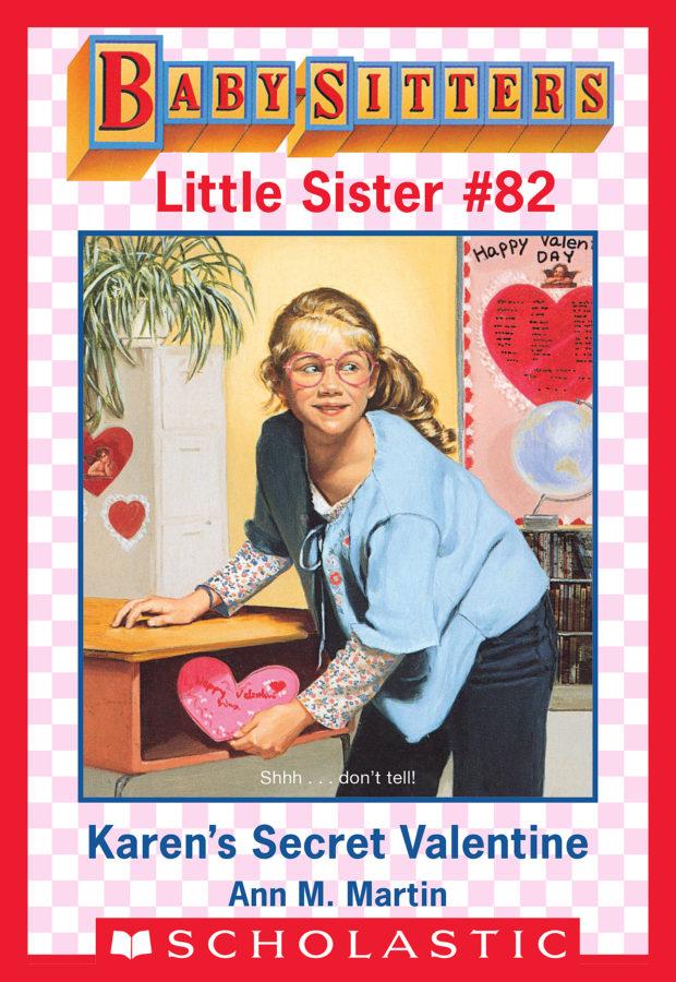 Ann M. Martin - BSLS #82: Karen's Secret Valentine