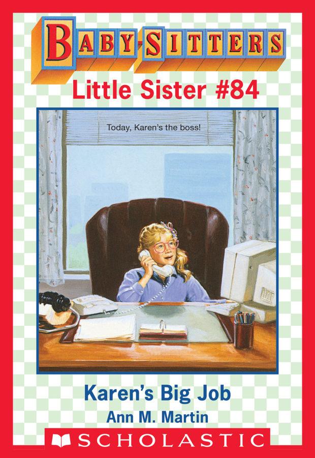 Ann M. Martin - BSLS #84: Karen's Big Job