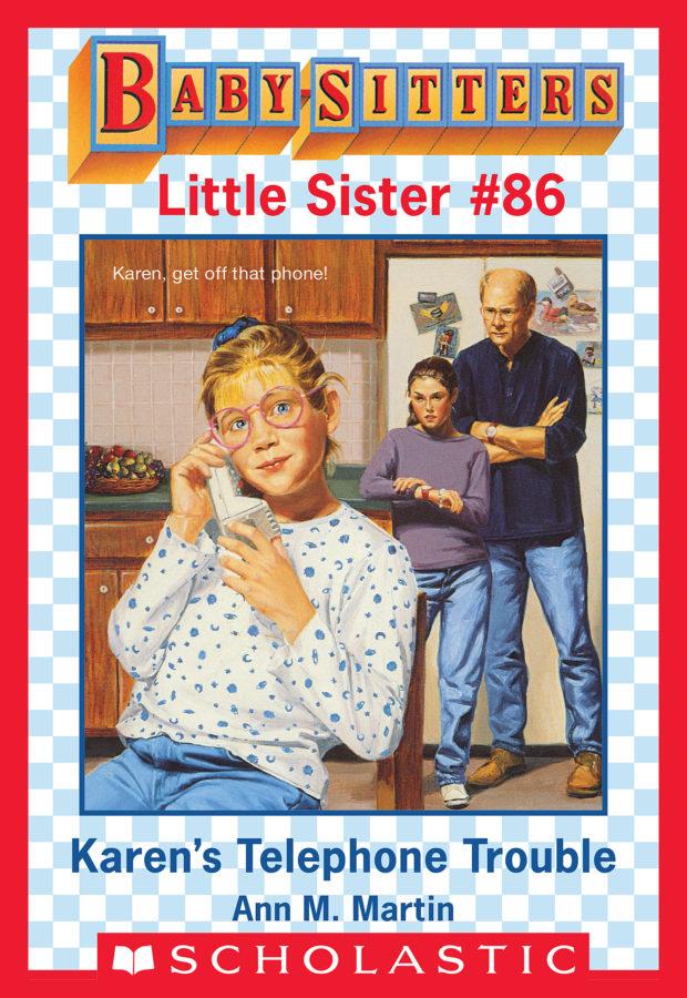Ann M. Martin - BSLS #86: Karen's Telephone Trouble