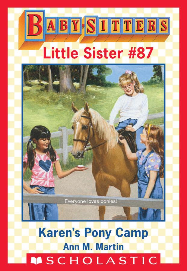 Ann M. Martin - BSLS #87: Karen's Pony Camp
