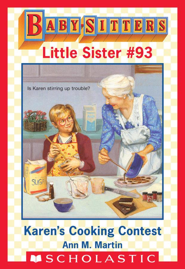 Ann M. Martin - Karen's Cooking Contest