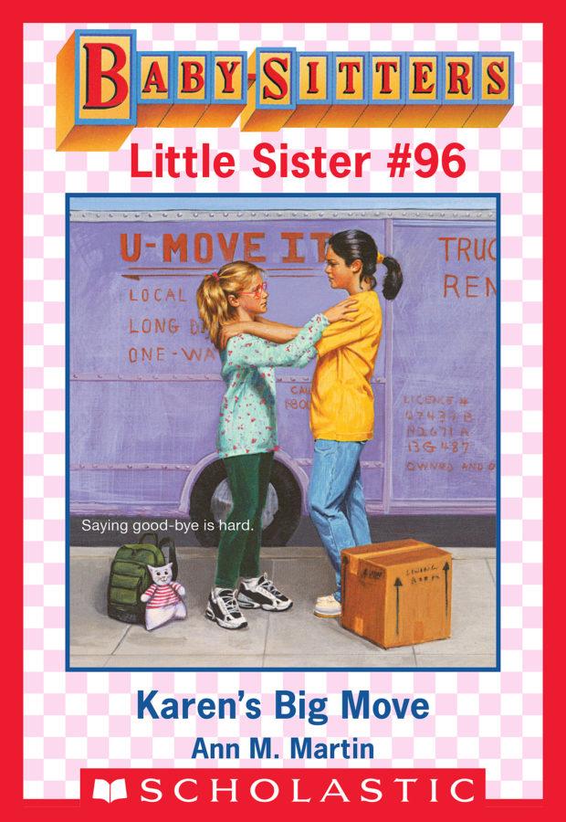 Ann M. Martin - Karen's Big Move
