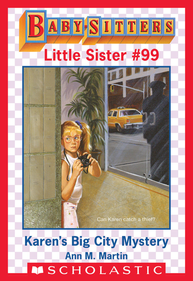 Ann M. Martin - Karen's Big City Mystery