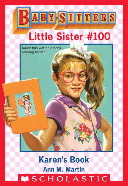 Ann M. Martin - Karen's Book