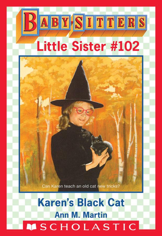 Ann M. Martin - Karen's Black Cat