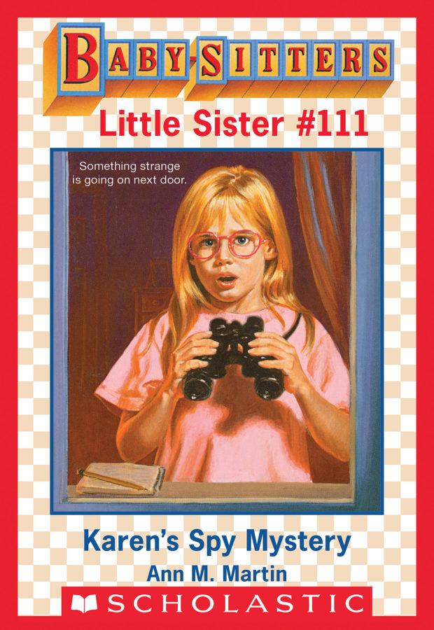 Ann M. Martin - Karen's Spy Mystery