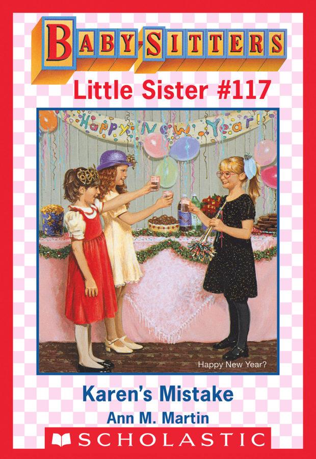 Ann M. Martin - BSLS #117: Karen's Mistake
