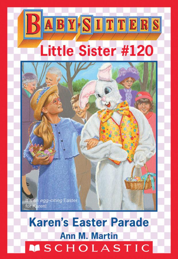 Ann M. Martin - BSLS #120: Karen's Easter Parade
