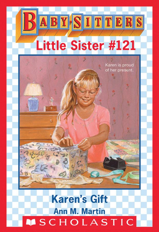 Ann M. Martin - BSLS #121: Karen's Gift