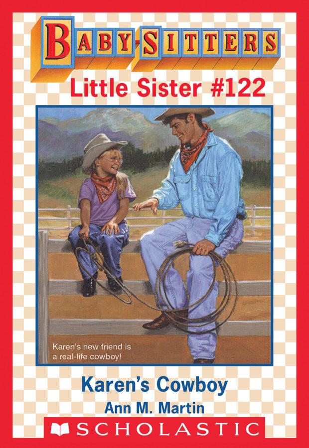 Ann M. Martin - Karen's Cowboy