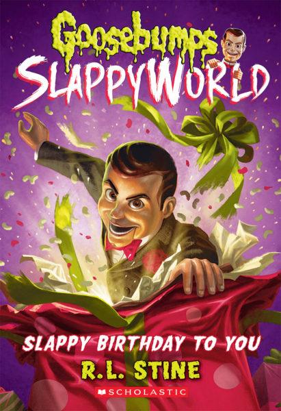 R. L. Stine - Slappy Birthday to You
