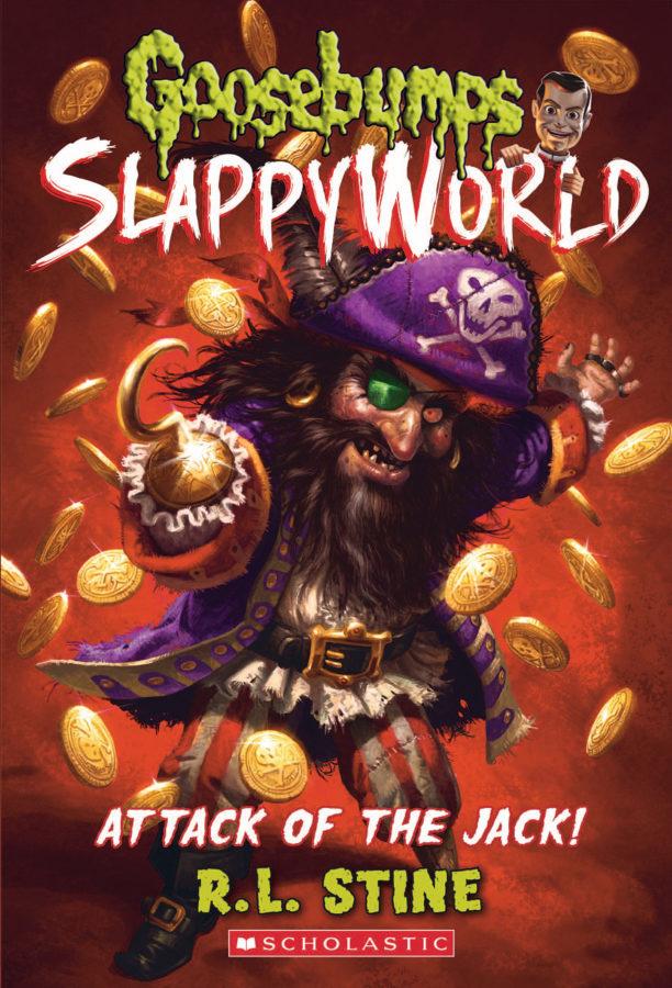 R. L. Stine - Attack of the Jack!